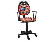 Dětská otočná židle MIA - COLOR