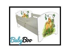 Dětská postel BAMBI 140x70 cm