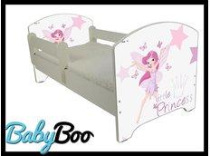 Dětská postel MALÁ PRINCEZNA 160x80 cm