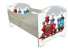 Dětská postel VLÁČEK 140x70 cm