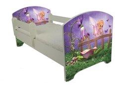 Dětská postel ZVONEČEK 160x80 cm