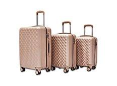Cestovní kufry SOLIS - zlaté