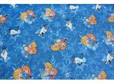 Dětský koberec FROZEN - Elza a Anna.