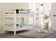 Dětská PATROVÁ postel BARČA 180x80 cm - bílá