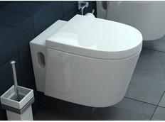 Závěsné WC MARGO bílé