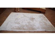Kusový koberec SHAGGY LOVE - béžový