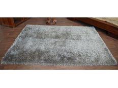Kusový koberec SHAGGY LOVE - tmavě šedý