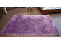 Kusový koberec SHAGGY LOVE - fialový