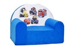 Dětské křesílko CARS - modré