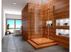 Sprchový kout MEGAN 90x90 cm s vaničkou