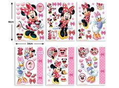Dětské samolepky Disney - Minnie Mouse