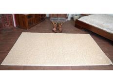 Kusový koberec SHAGGY MISTRAL – vanilka