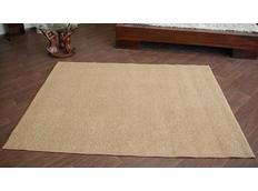 Kusový koberec SHAGGY MELODY – béžový