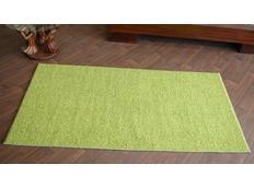 Kusový koberec SHAGGY SPHINX – citrón