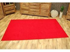 Kusový koberec SHAGGY SPHINX – červený