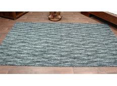 Kusový koberec SHAGGY NEW WAVES – šedý