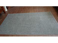 Kusový koberec SHAGGY GLITTER – šedý