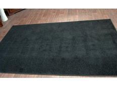Kusový koberec SHAGGY TRENDY – černý