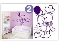 Dětské samolepky KIDS color - vzor 3-2