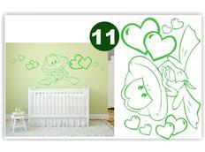 Dětské samolepky KIDS color - vzor 3-11
