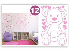 Dětské samolepky KIDS color - vzor 3-12