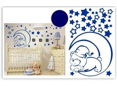 Dětské samolepky KIDS color - vzor 3-13