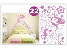 Dětské samolepky KIDS color - vzor 3-22