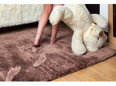 Dětský plyšový koberec MOCCA