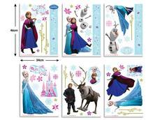 Dětské samolepky Disney - Ledové království