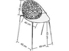 Kuchyňská židle VIVI