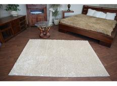 Kusový koberec SHAGGY CARNIVAL – krémový