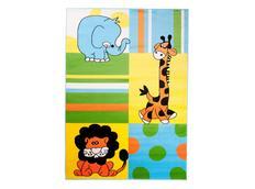 Dětský koberec AFRIKA blue