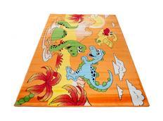 Dětský koberec DINO orange