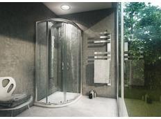 Sprchový kout IMPULS SLIM 80x100 cm