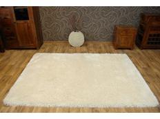 Kusový koberec SHAGGY LOVE - krémový