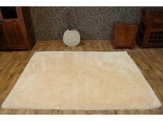 Kusový koberec SHAGGY MACHO béžový