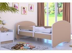 Dětská postel 180x90 cm - CAPPUCCINO