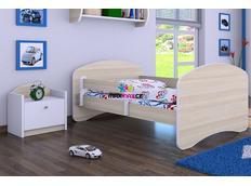 Dětská postel 140x70 cm - AKÁT