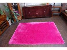 Kusový koberec SHAGGY MACHO růžový