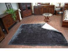 Kusový koberec SHAGGY MACHO šedý