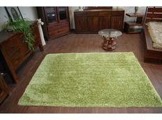 Kusový koberec SHAGGY MACHO zelený