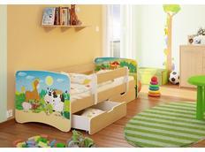 Dětská postel STATEK funny