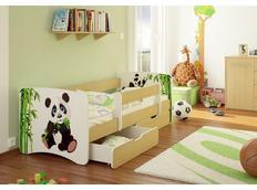 Dětská postel PANDA funny 160x70cm