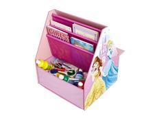 Dětský multifunkční úložný box MinnieDětský multifunkční úložný box Princezny