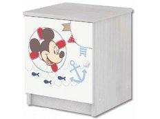 Dětský noční stolek Disney - MICKEY MOUSE