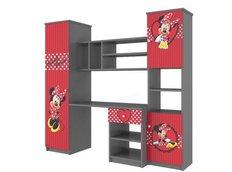 Dětská stěna do pokoje Disney - ZAMILOVANÁ MINNIE