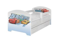 Dětská postel Disney - CARS