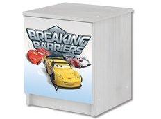 Dětský noční stolek Disney - CARS