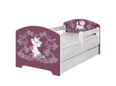 Dětská postel Disney - KOČIČKA MARIE
