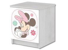 Dětský noční stolek Disney - MYŠKA MINNIE